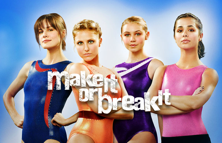 Filmy promujące bieganie: Make it or break it